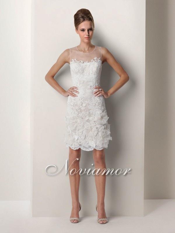 Short Designer Wedding Dresses