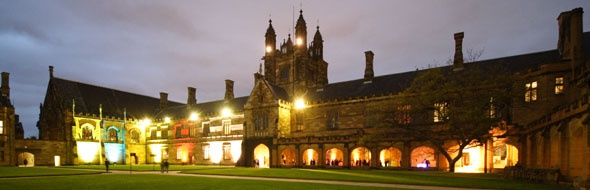 The University of Sydney - Venue Collection