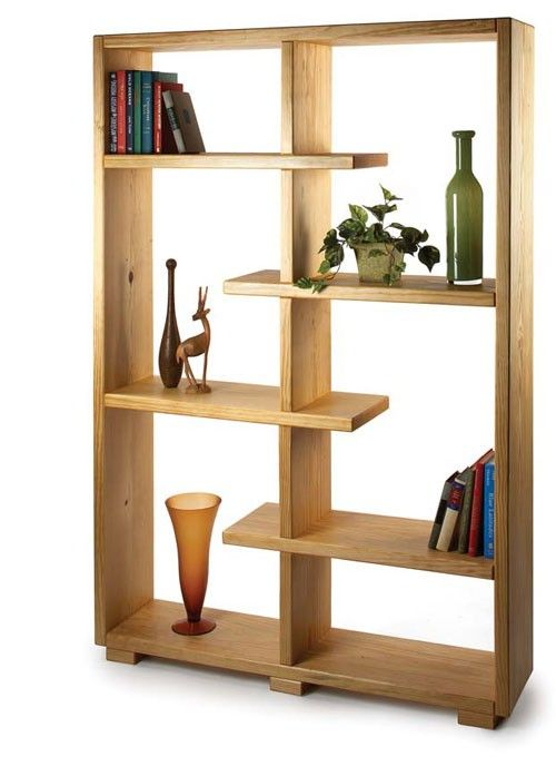 96 best images about muebles on pinterest contemporary for Diy modern bookshelf