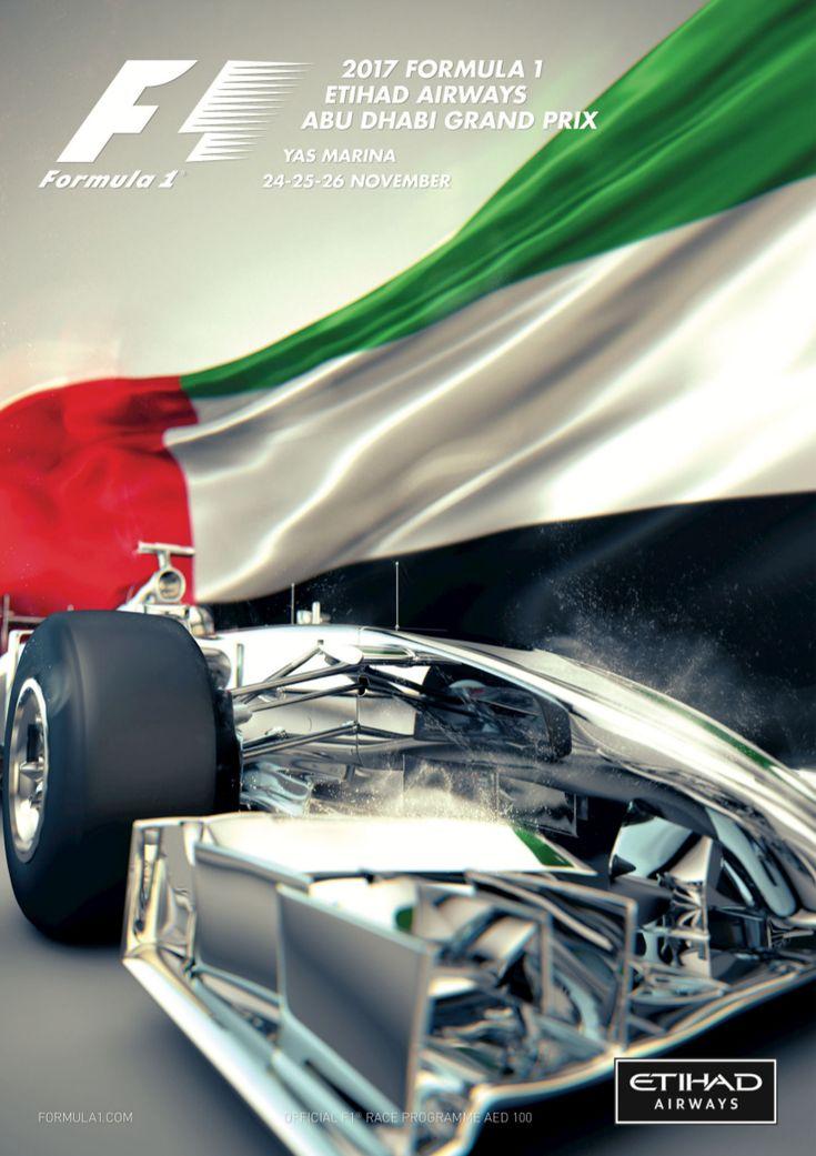 976GP - IX Abu Dhabi Grand Prix - 2017 FORMULA 1 ETIHAD AIRWAYS ABU DHABI GRAND PRIX