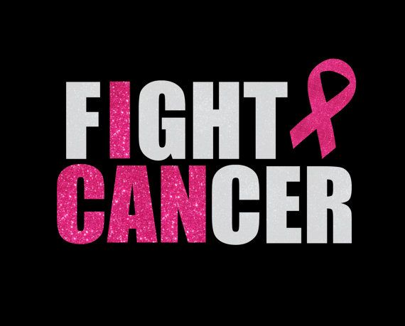 Fight Cancer I Can Breast Cancer Awareness Pink Ribbon Iron On Vinyl or glitter vinyl Heat T-shirt Transfer.  With a hot iron you are ready to transform just about anything.... Shirts, bags, sweatshirts, hoodies, jackets, aprons, towels, blankets, and more! Or liven up that favorite fitting t-shirt and make it new again with some added customization. You get to choose between solid or glitter vinyls. You will receive the Pinks shown in samples unless otherwise noted in the notes section at…