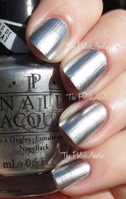Push and Shove~OPI Gwen Stefani Collection Swatches