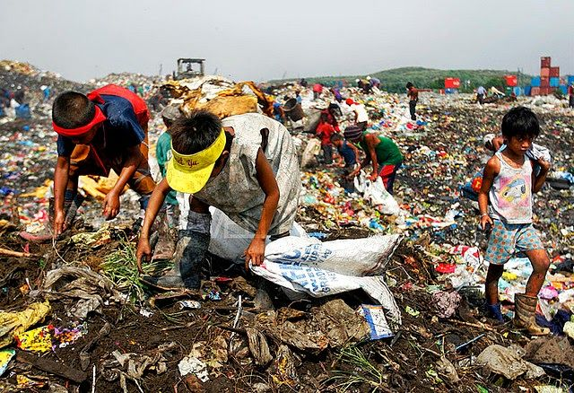 Philippine News: A Shot From The Hip: HIDING THE FILTH AND SQUALOR: POPE FRANCIS' VISIT ...