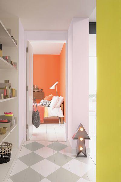 Die besten 25+ Dulux weiß Ideen auf Pinterest Dulux bodenfarbe - wohnzimmer orange weis