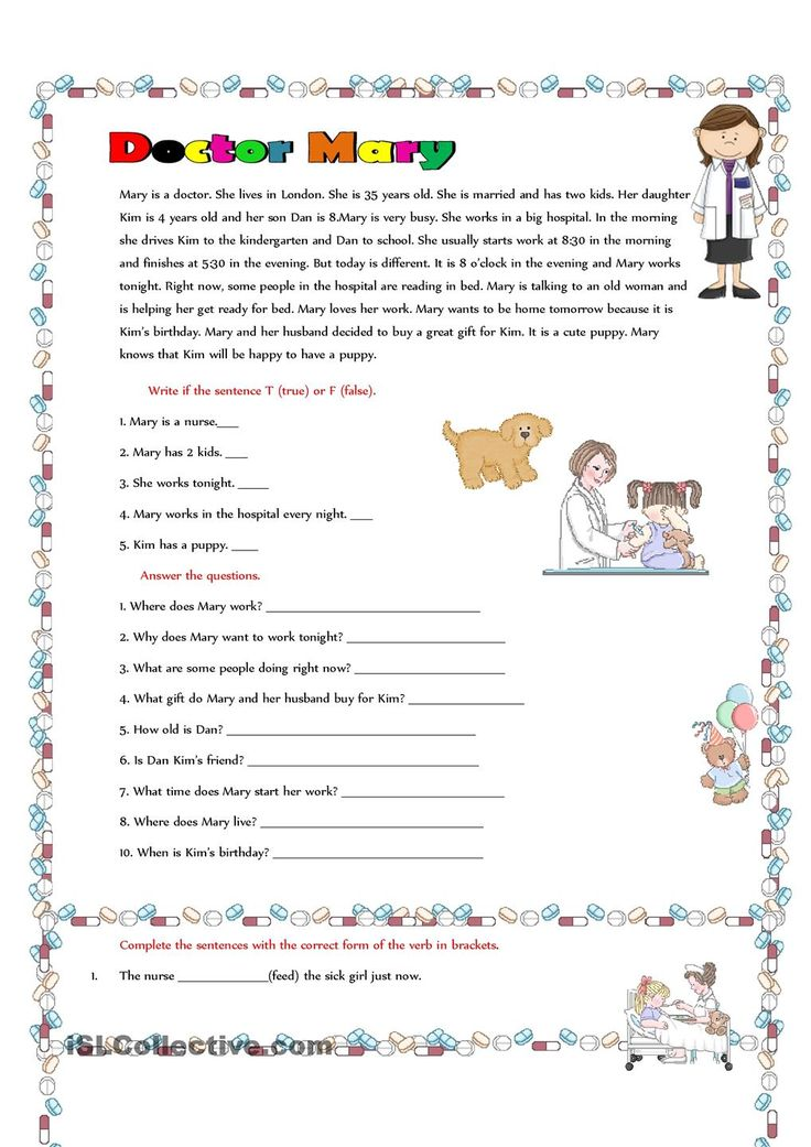 Classroom Worksheet Ideas ~ Doctor mary diala pinterest reading worksheets