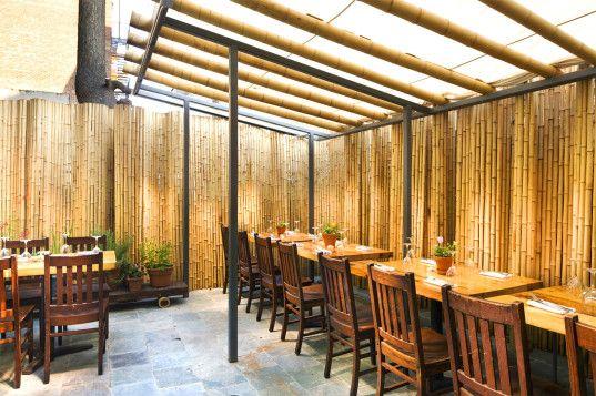 Bamboo Hut Kitchen