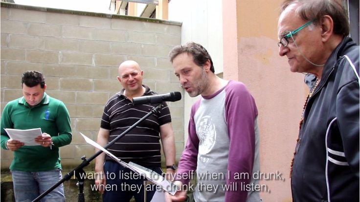 Dal #carcere di #Torino, una #performance di #lettura creativa dei detenuti ci aiuta a ricordare il potere della #poesia. Scoprite anche voi nel nuovo #video di Efnael un'altra attività del progetto #UE #PAROL! http://www.studio28.tv/tema-del-giorno/parol-good-morning-poesia-2/ #Europa #arte #performingarts #scrittura #Haiku