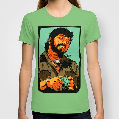 GABBAR T-shirt by Vee Ladwa - $22.00