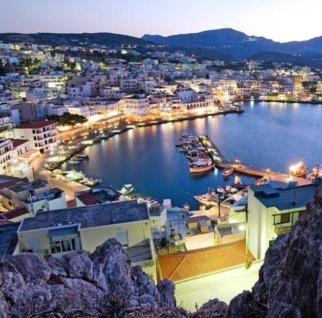 Pigadia Karpathos Greece