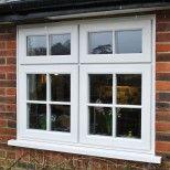 Evolution Storm 2 - The UPVC Timber Alternative Cottage Style Window