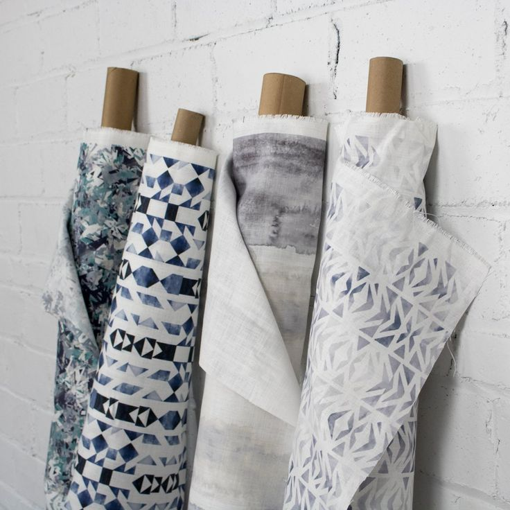 Lisbon Ombre Fabric by the Yard - Modern Home Textiles │ Savannah Hayes