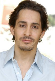 """Alex Marino in the """"The Passion Play,"""" as Judas Iscariot, betrayer of Jesus Christ."""
