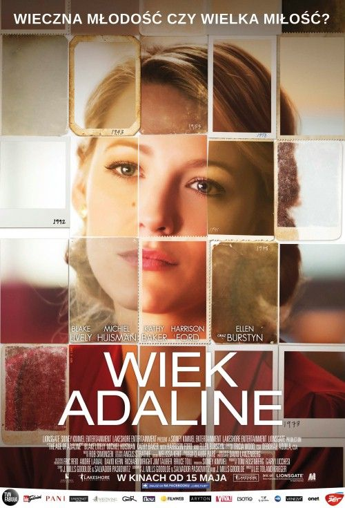 Wiek Adaline / The Age of Adaline