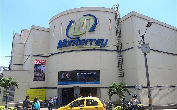 Monterrey Mall: Guía del Centro Tecnológico de Medellín