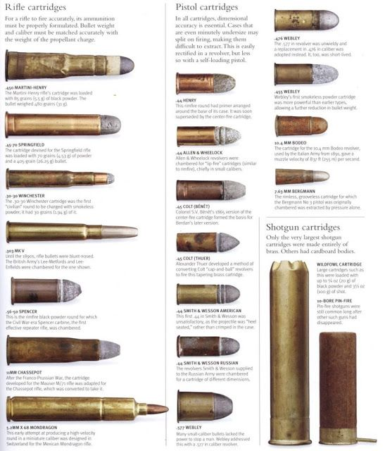 Ammo and Gun Collector: Pre 1900 Ammo Cartridges