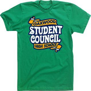 21 best Student Council T-shirts images on Pinterest | Student ...
