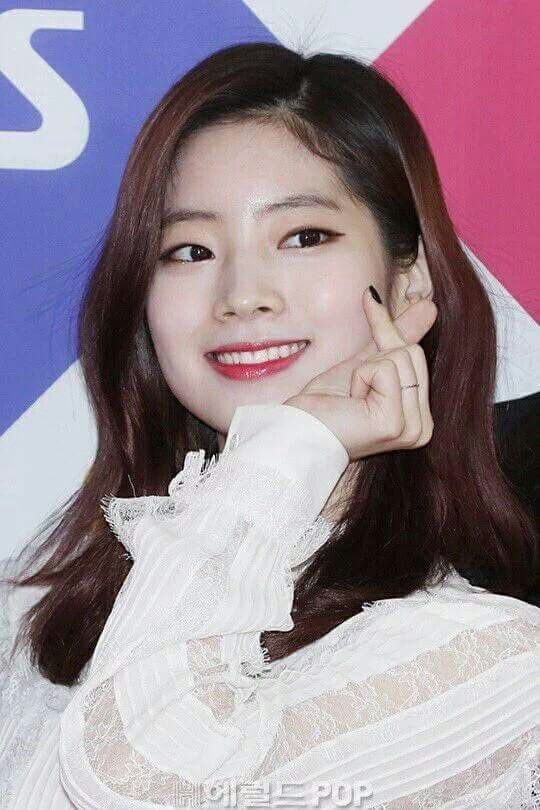 Twice-Dahyun 171225 SBS Gayo Daejeon