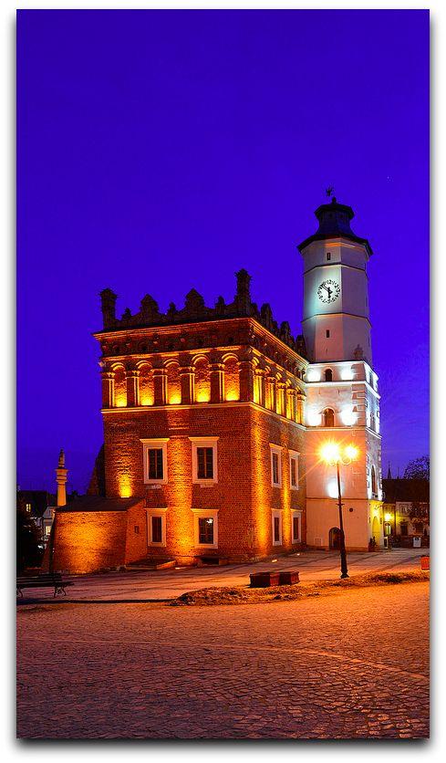 The Town Hall, Sandomierz, Poland