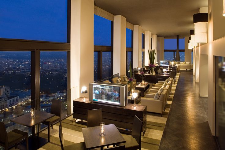Sofitel Melbourne on Collins ~ Club Sofitel Lounge...
