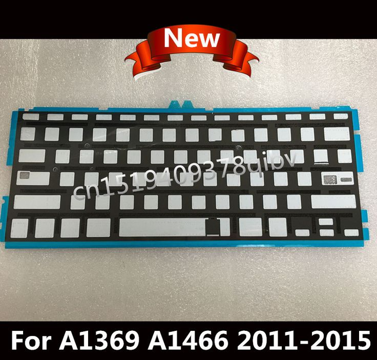 """New FOR US Keyboard Backlight / Backlit For MacBook Air 13"""" A1369 A1466 2011 2012 2013 2014 #Affiliate"""