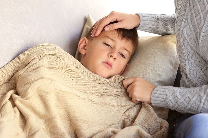 Is flu contagious? Did you know that flu is more than just a common cold? Read here about flu in children, their symptoms, vaccination and treatment.