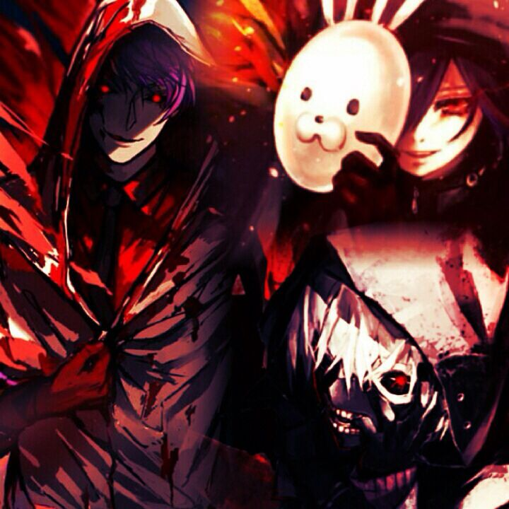 Tokyo Ghoul edited images