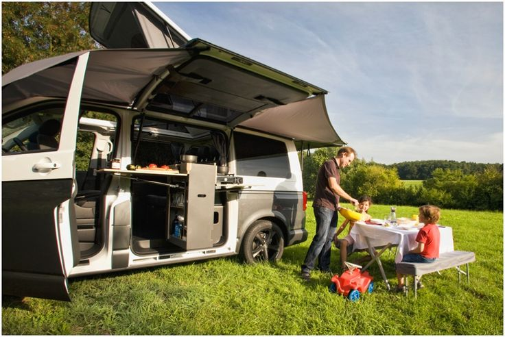 ausbau optionen der spacecamper vw t5 camping ausbau. Black Bedroom Furniture Sets. Home Design Ideas