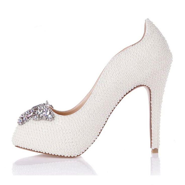 Туфли на высоком каблуке кот перл высокие каблуки пип-ноги свадебные туфли на платформе идеальный Dresss обувь мода из натуральной кожи выпускного вечера ну вечеринку