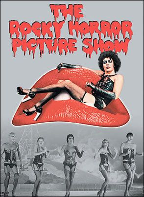 The Rocky Horror Picture Show DVD. One of the best Halloween movies, http://www.listia.com/auction/6443554