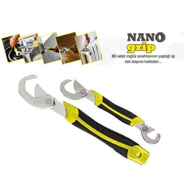 Nano Grip Mucizevi Akıllı Pense (2 Parça) - http://bit.ly/1NfTj2q