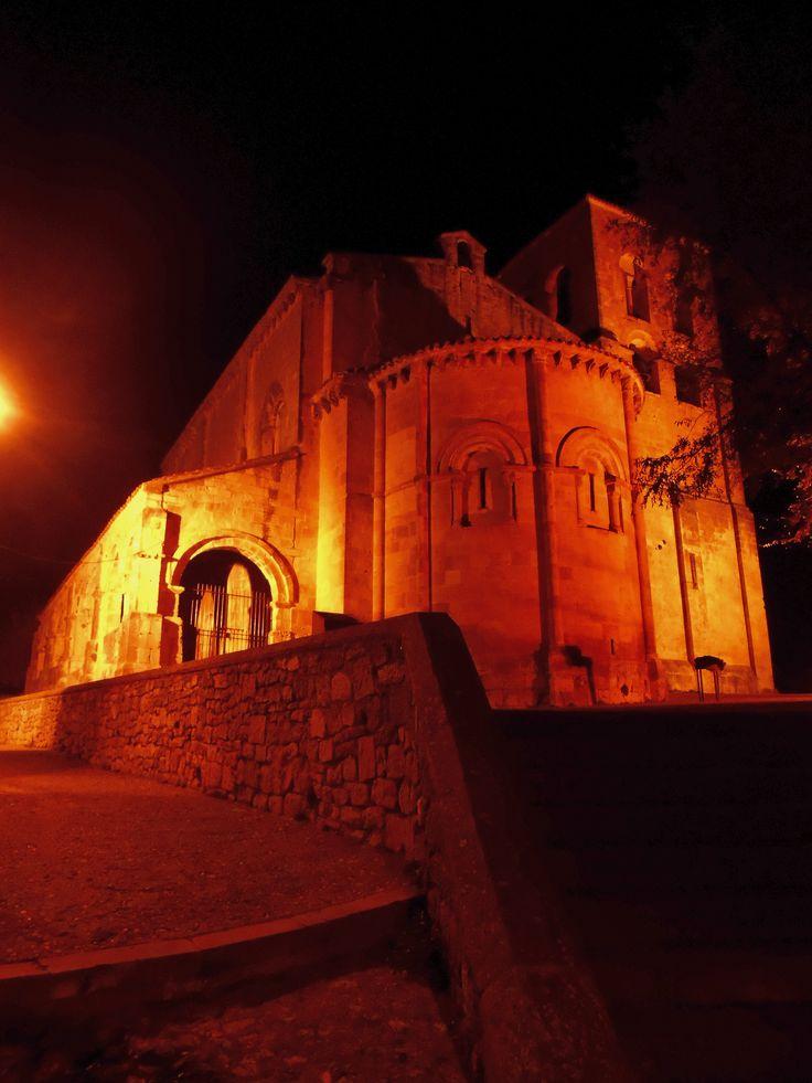 Iglesia de El Salvador.