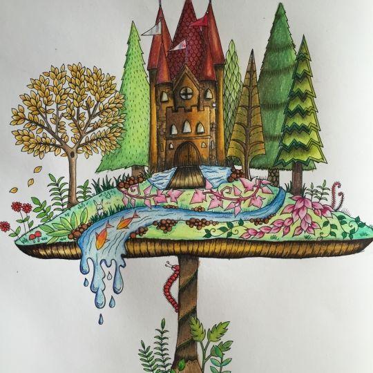 Coloring Books Colouring Johanna Basford