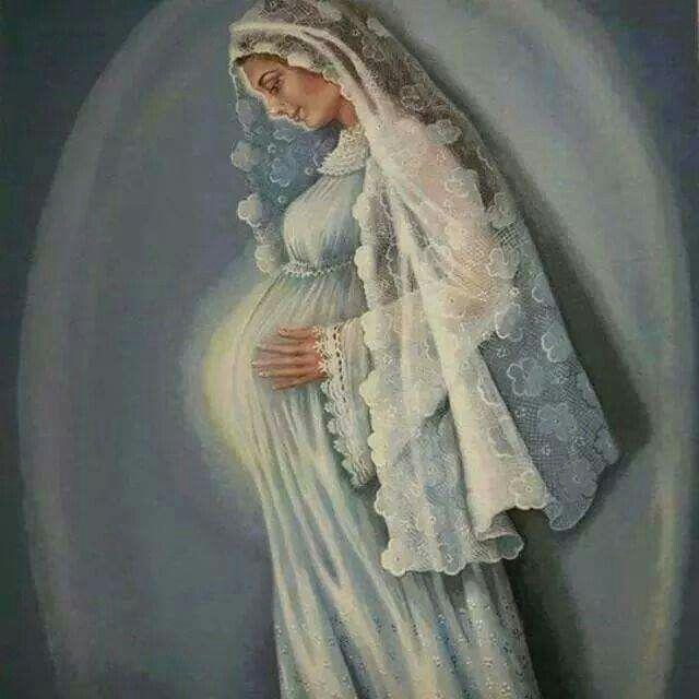 Virgen de la Dulce Esperanza, Madre concedenos la dicha de experimentar la vida