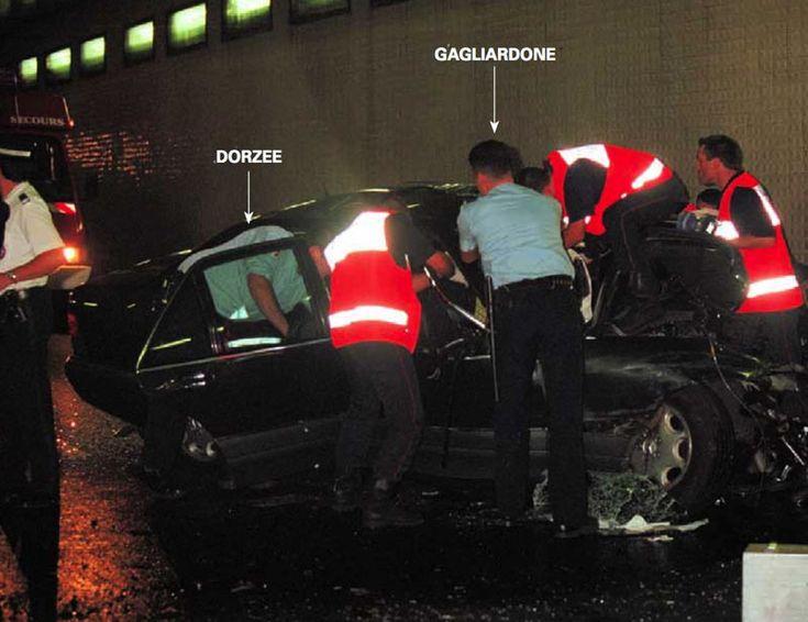 Diana crash