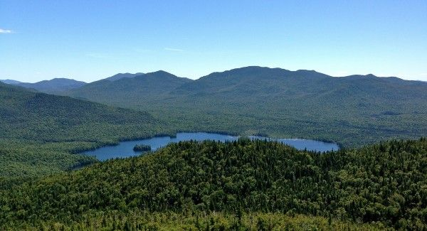 Ampersand Mountain Trail