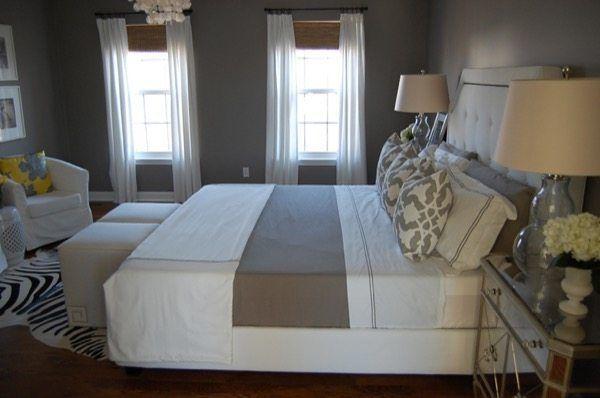 decoracao sala zebra : decoracao sala zebra: salas e quartos. http://www.vaicomtudo.com/parede-cinza-na-decoracao