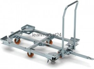SMC-BEH-CR wózek platformowy euro romb