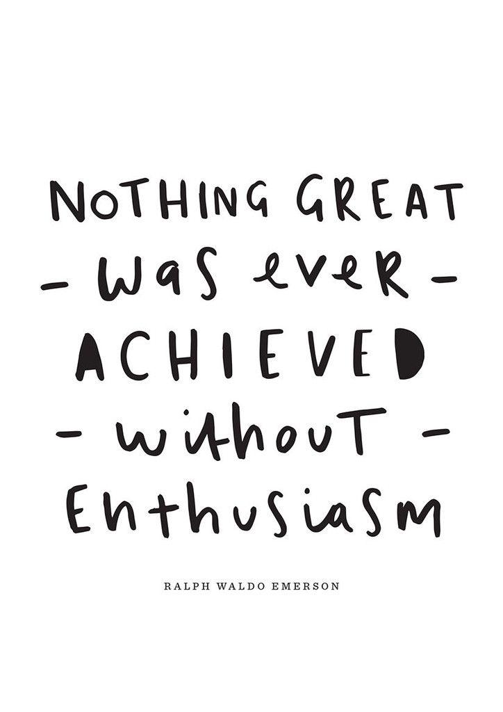 ralph waldo emerson quote print