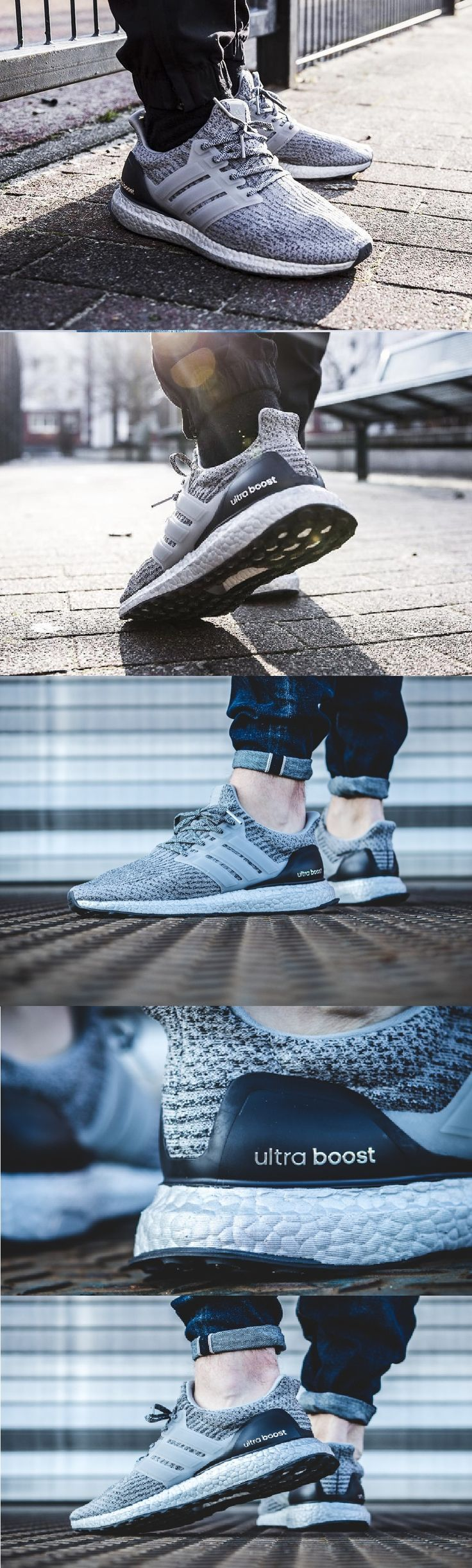 #Adidas Ultra Boost 3.0 #SilverPack