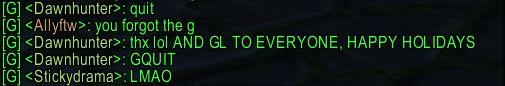 /gquit #worldofwarcraft #blizzard #Hearthstone #wow #Warcraft #BlizzardCS #gaming