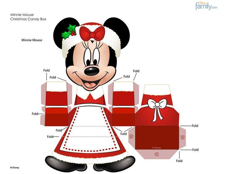 199 Best Images About Papercraft Disney On Pinterest