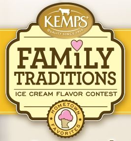 Kemps ice cream flavor contest - Ends June 7th! One lucky winner will receive $2500, plus their signature ice cream for a year, and lots more. How fun is this?!