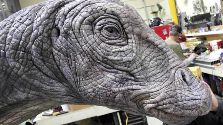Making of Jurassic World ApatosaurusComputer Graphics & Digital Art Community for Artist: Job, Tutorial, Art, Concept Art, Portfolio