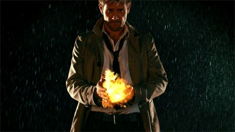 Get Fired Up for Constantine! #SaveConstantine