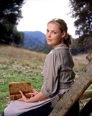 Love Comes Softly - I enjoyed the books and the movies, lovely series.