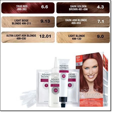 9 best images about Avon Advance Techniques Ultimate Volume on ...