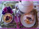 Ricetta Muffins ai frutti di bosco - Petitchef