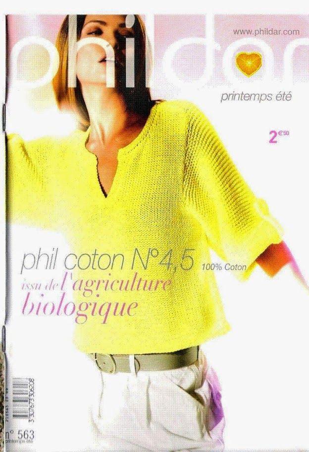 Phildar n°563 - Les tricots de Loulou - Picasa Web Albums