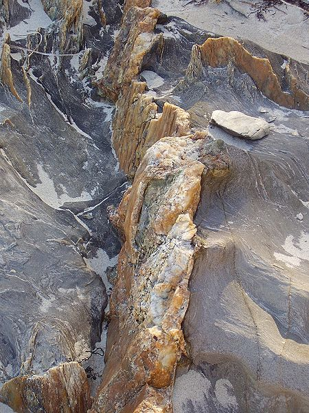 Hydrothermal Ore Veins The Geology Of Hydrothermal