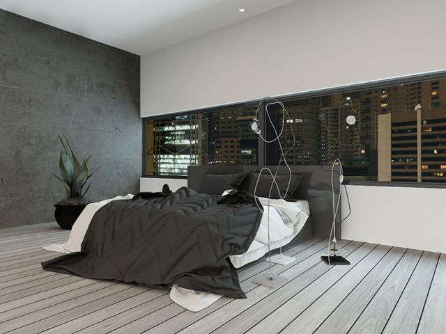 48 Minimalist Bedroom Ideas For Those Who Don T Like Clutter The Sleep Judge Bedroom Design Bedroom Decor Inspiration Minimalist Bedroom Minimalist bedroom color view images